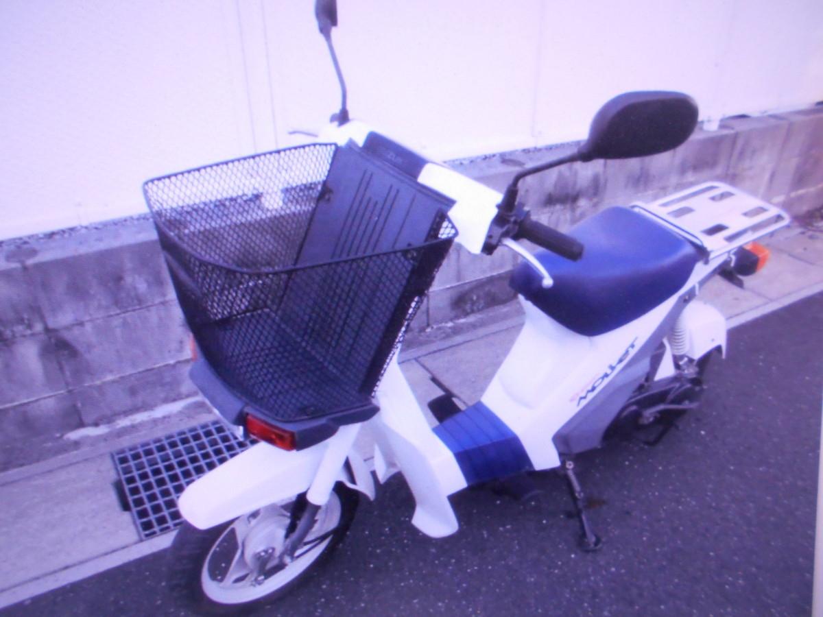 「スズキ岐阜原付絶版スーパ-モレFA14Bマニア館趣味のバイク株式会社ギフトップトレ-ディング」の画像1