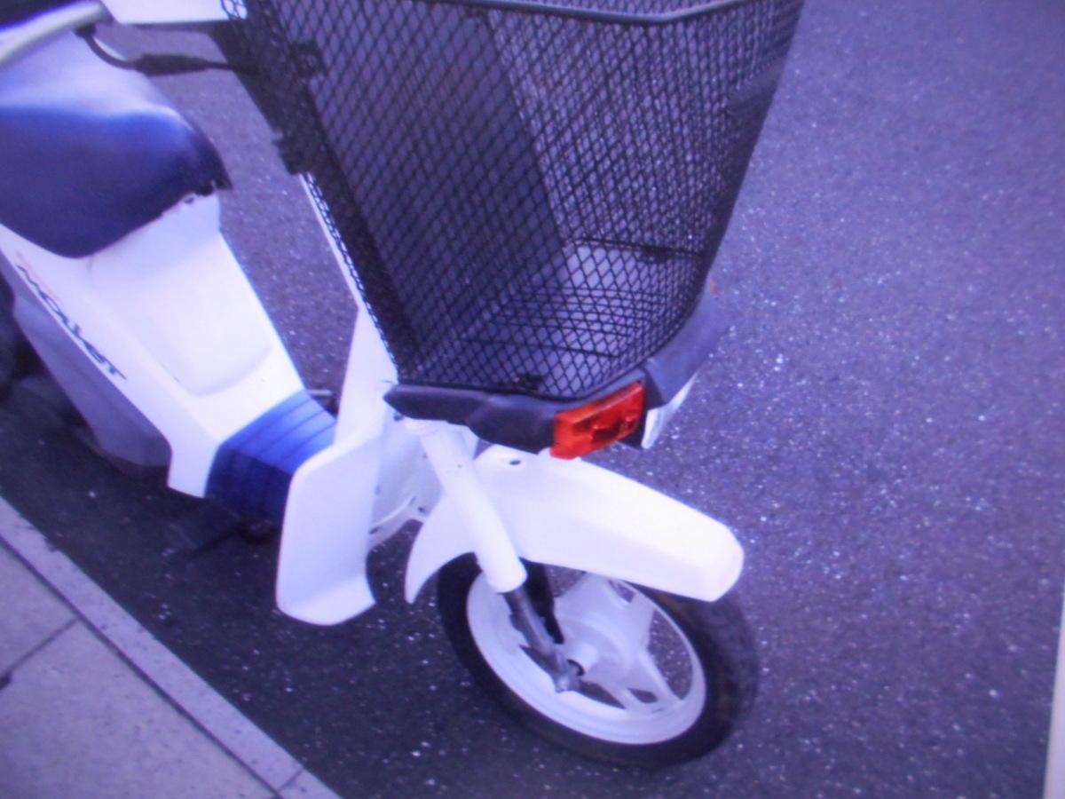「スズキ岐阜原付絶版スーパ-モレFA14Bマニア館趣味のバイク株式会社ギフトップトレ-ディング」の画像3