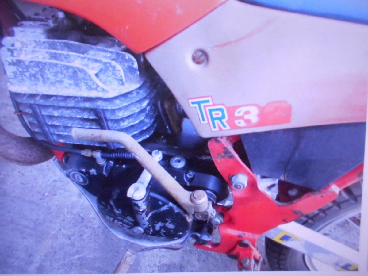「絶版旧車ビンテ-ジBETA TR32 4L5 趣味のバイクマニア館株式会社ギフトップトレ-ディング」の画像3