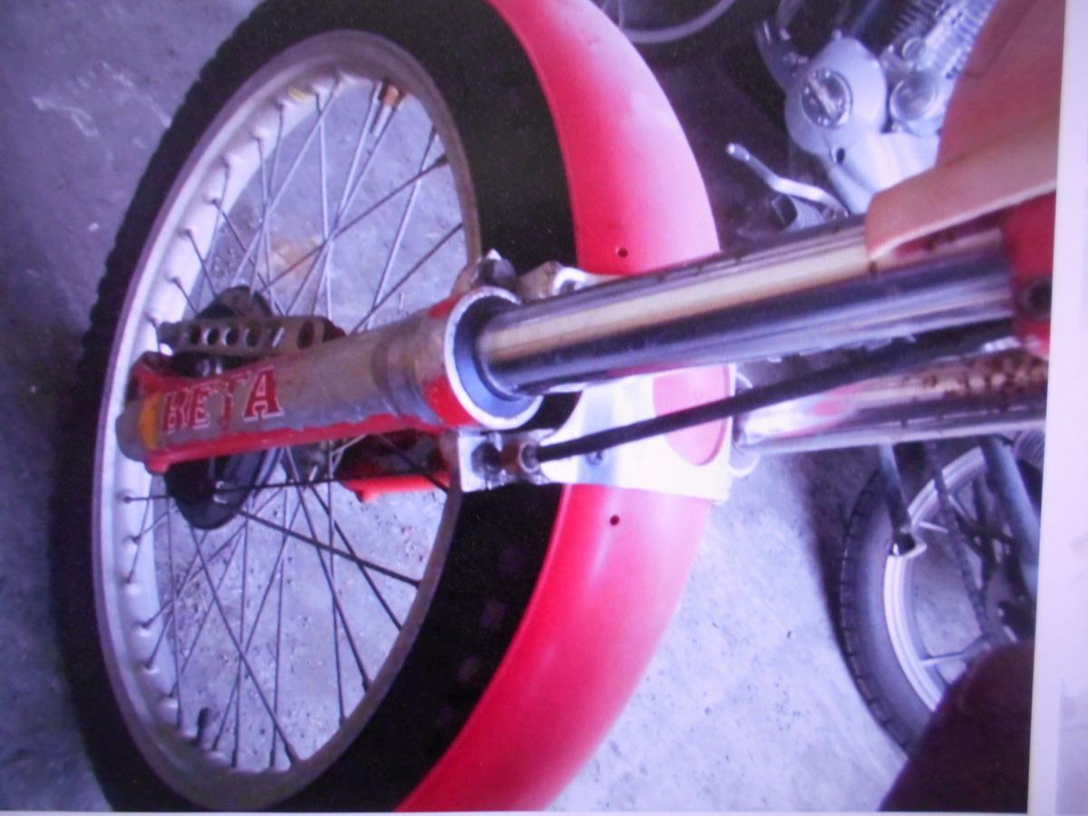「絶版旧車ビンテ-ジBETA TR32 4L5 趣味のバイクマニア館株式会社ギフトップトレ-ディング」の画像2