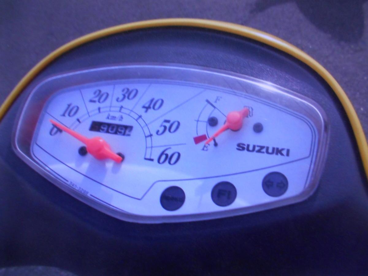 「スズキ岐阜 レッツ4 CA45A F-I幸運のイエロ- インジェクション バイクショップ株式会社ギフトップトレ-ディング」の画像3
