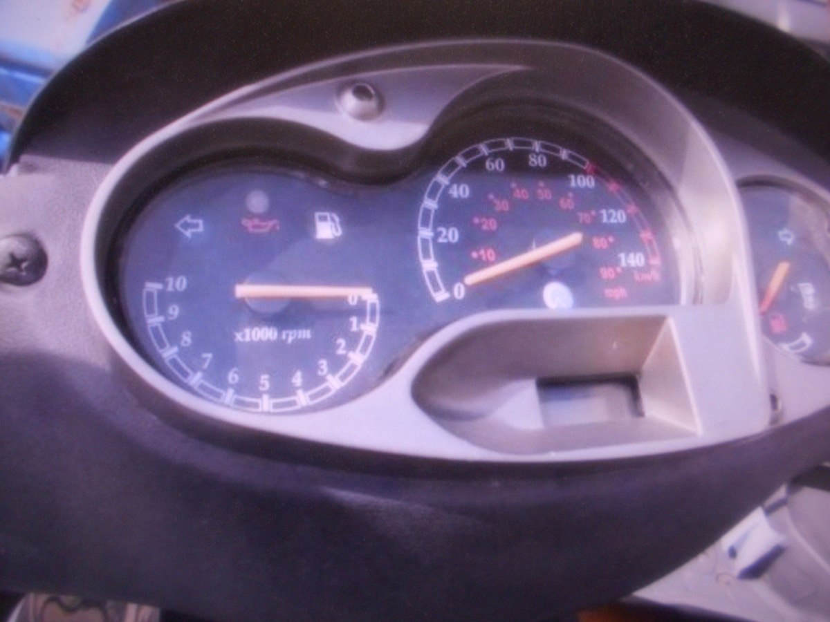 「絶版廃盤旧車輸入車 アディバ R125 超希少車 部品取り/レストア車マニア館ギフトップトレ-ディング」の画像2