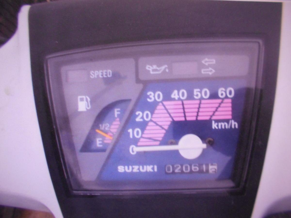 「絶版メ-カ-廃盤旧車2ストスズキ モレ FA14A 走行わずか クラッシックファンに マニア館ギフトップ」の画像3