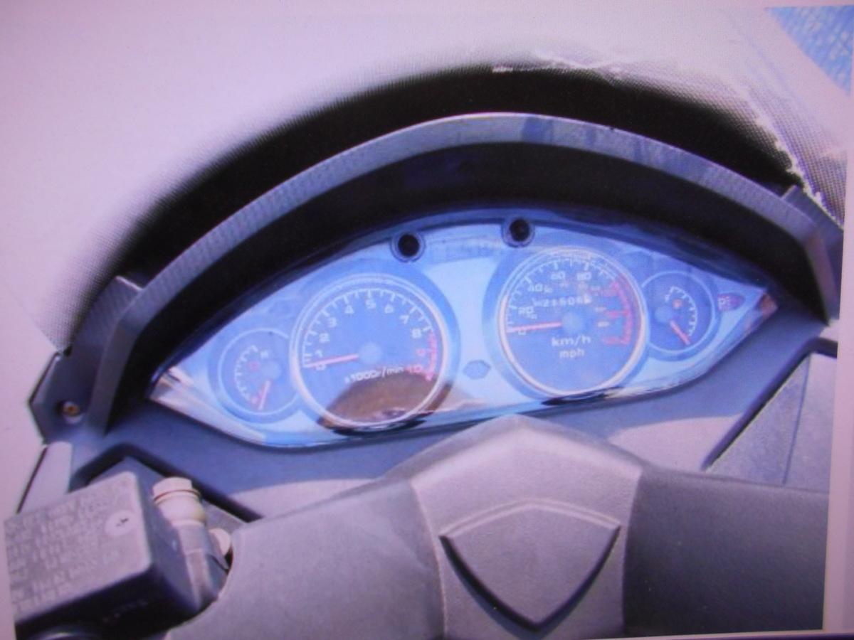 「珍車種 中国製 WACOX125 部品取り車 マニア館 パンドラの箱 株式会社 ギフトップ トレ-ディング」の画像2