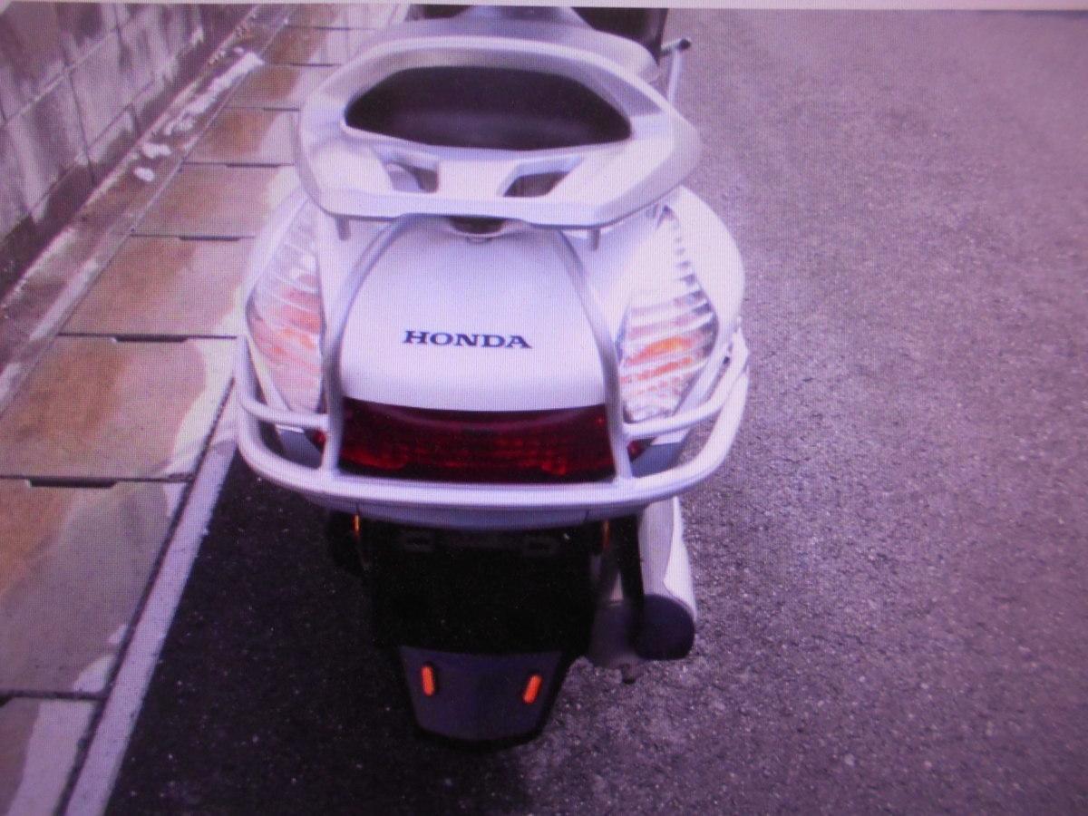 「絶版廃盤旧車ホンダ e-彩125部品取り車マニア館部品ばら売り致します株式会社ギフトップトレ-ディング」の画像3