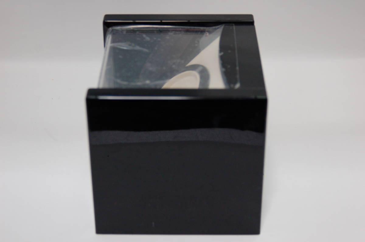 ジャンク★ ワインディングマシン、1ワインディング  腕時計 自動巻き上げ機 時計ワインダー■時計収納ケース、コレクションケース_画像4