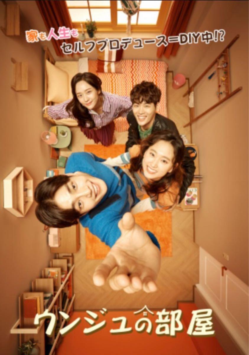 韓国ドラマ/ウンジュの部屋 全話(DVD)