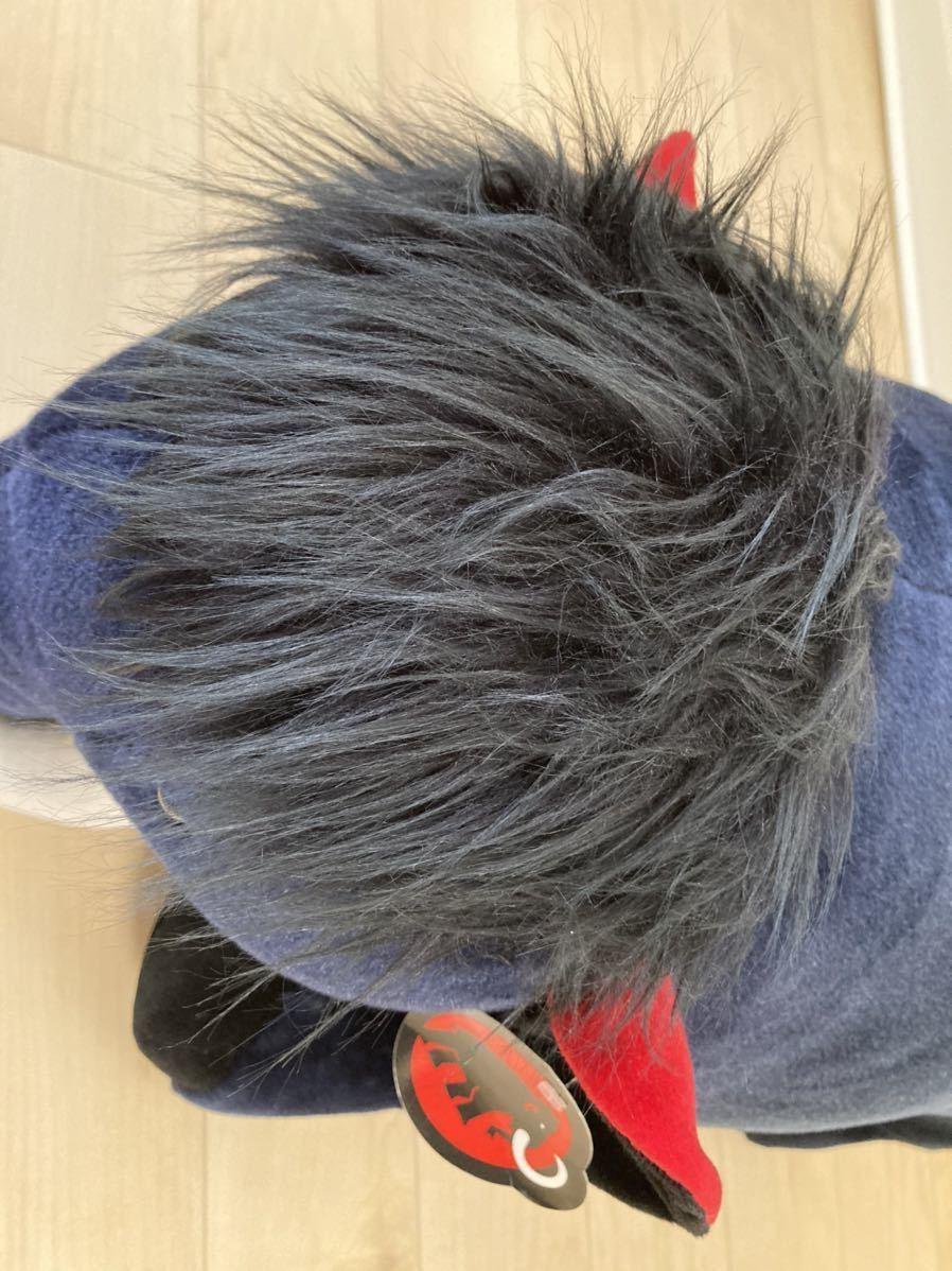 【限定ステッカー付き】非売品 マムート ぬいぐるみ XL 新品未使用タグ付き MAMMUT 特大 限定品 アークテリクス ノースフェイス_画像5