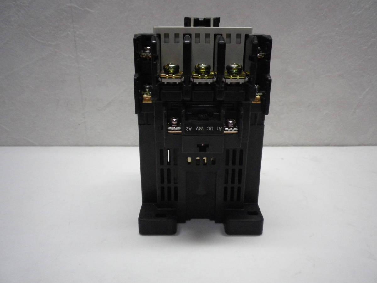 Fuji Electric SC-N1/G DC24V AUX 2a2b Magnetic Contactor 電磁接触器 富士電機 説付 未使用/経年品/動作不詳 送料無料 熊五郎の電機 0042_画像8
