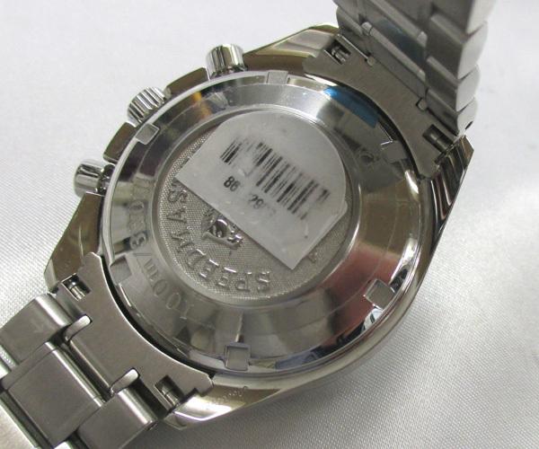 オメガ スピードマスター デイデイト トリプルカレンダー 3220.50.00 OMEGA 腕時計 末使用_画像2