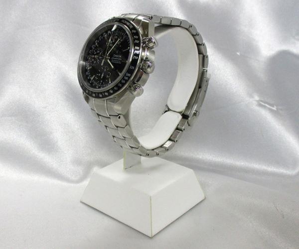 オメガ スピードマスター デイデイト トリプルカレンダー 3220.50.00 OMEGA 腕時計 末使用_画像7