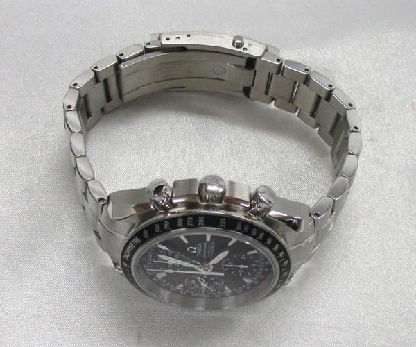オメガ スピードマスター デイデイト トリプルカレンダー 3220.50.00 OMEGA 腕時計 末使用_画像6