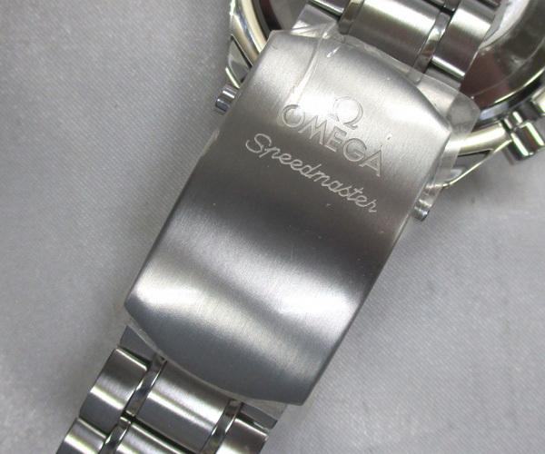 オメガ スピードマスター デイデイト トリプルカレンダー 3220.50.00 OMEGA 腕時計 末使用_画像4