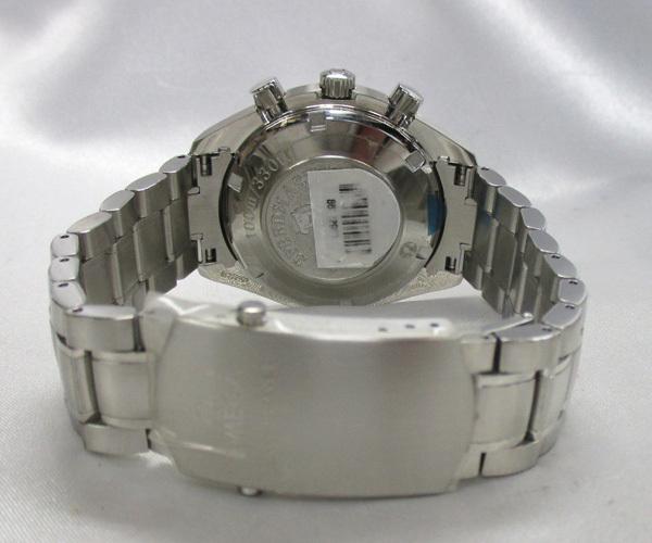 オメガ スピードマスター デイデイト トリプルカレンダー 3220.50.00 OMEGA 腕時計 末使用_画像5