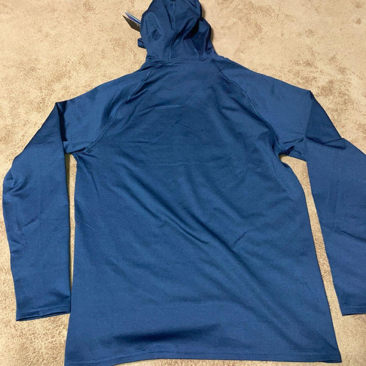 アンダーアーマー コールドギア フィッティッド フード付きタートルネック シャツ MEN  1342290 メンズ