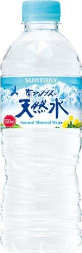 550ml×24本 サントリー 天然水 550ml×24本 ナチュラルミネラルウォーター_画像1