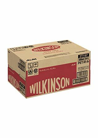 500ml×24本 アサヒ飲料 ウィルキンソン タンサン 炭酸水 500ml×24本_画像6