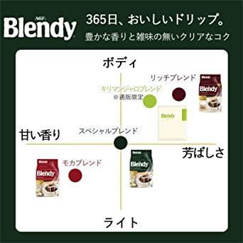 AGF ブレンディ レギュラーコーヒー ドリップパック キリマンジャロブレンド 100袋 【 ドリップコーヒー 】_画像5