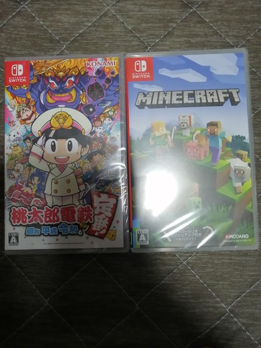 桃太郎電鉄 マインクラフト 任天堂Switch Nintendo Switch