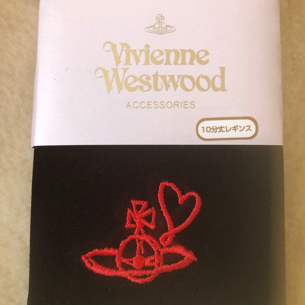 ヴィヴィアンウエストウッド Vivienne Westwood タイツ レギンス 日本製 福助