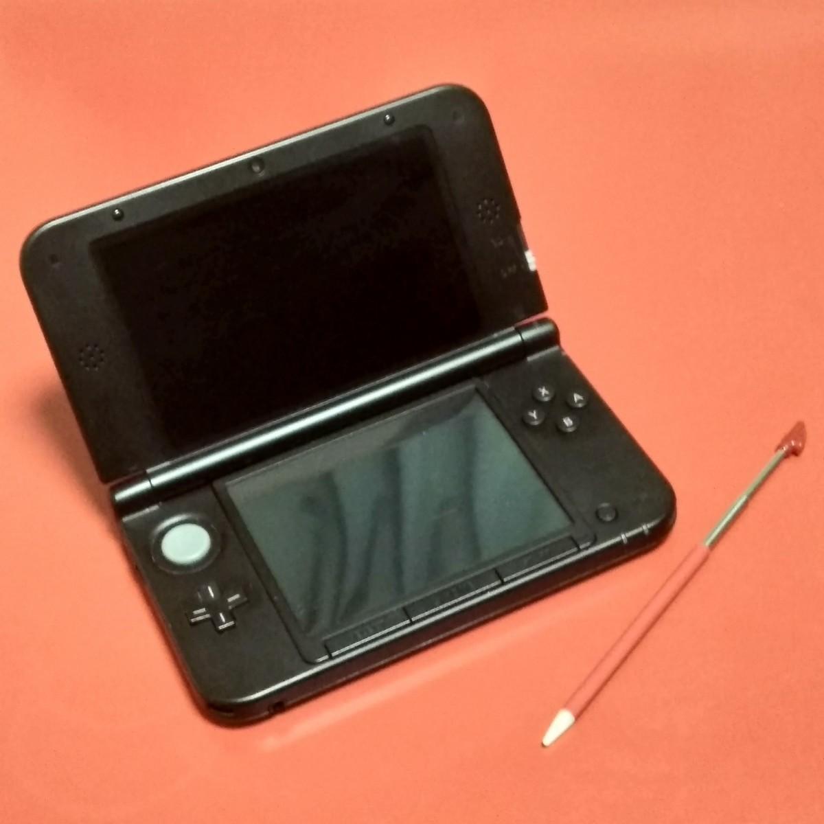 Nintendo 任天堂 ニンテンドー 3DS LL 本体 マリオ ソフト 2本 ポーチ ケース 充電スタンド