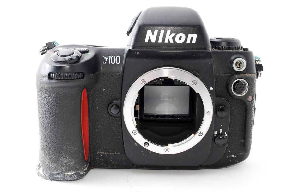 Nikon F100 ジャンク_画像1