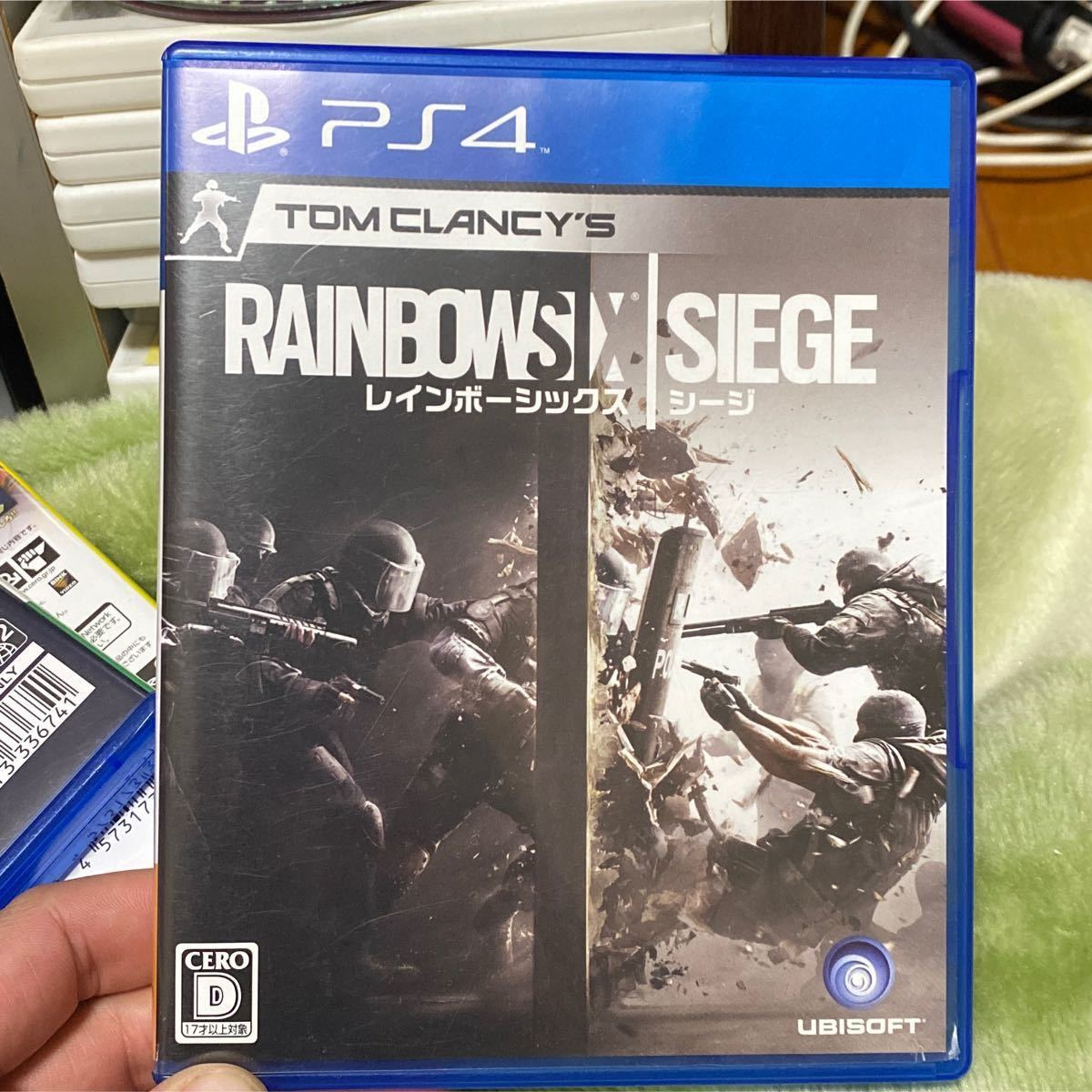 レインボーシックスシージ PS4 PS4ソフト