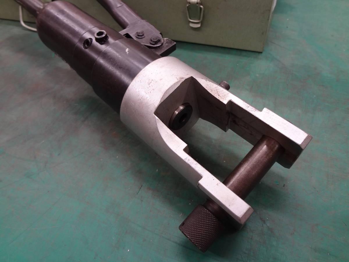 OPT アツシク工具 TP-325 手動圧着工具 カクタス 手動油圧式圧着工具 SS-325同型 ◇0_画像3