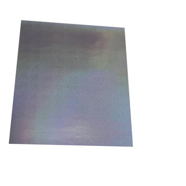 大判ホログラムシート紙 粘着なし 1枚セット サンド こんなの欲しかった 切って使える 裏面白紙 包装紙 折り紙_画像3