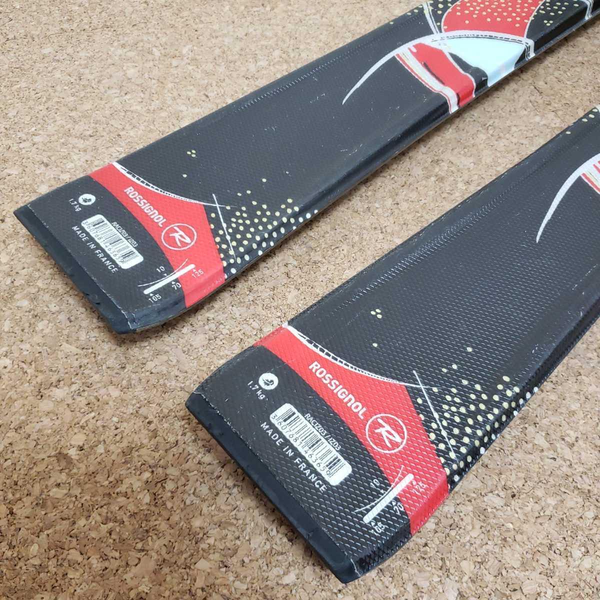 美品★ROSSIGNOL/ロシニョール 149cm ビンディング付き スキー板_画像7