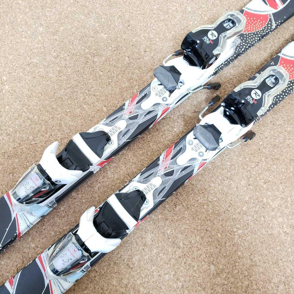美品★ROSSIGNOL/ロシニョール 149cm ビンディング付き スキー板_画像5
