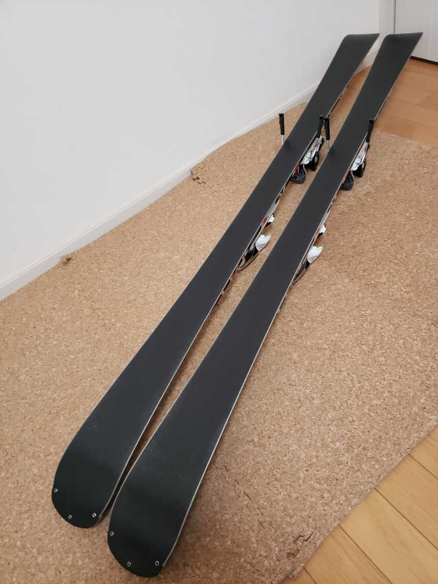 美品★ROSSIGNOL/ロシニョール 149cm ビンディング付き スキー板_画像9