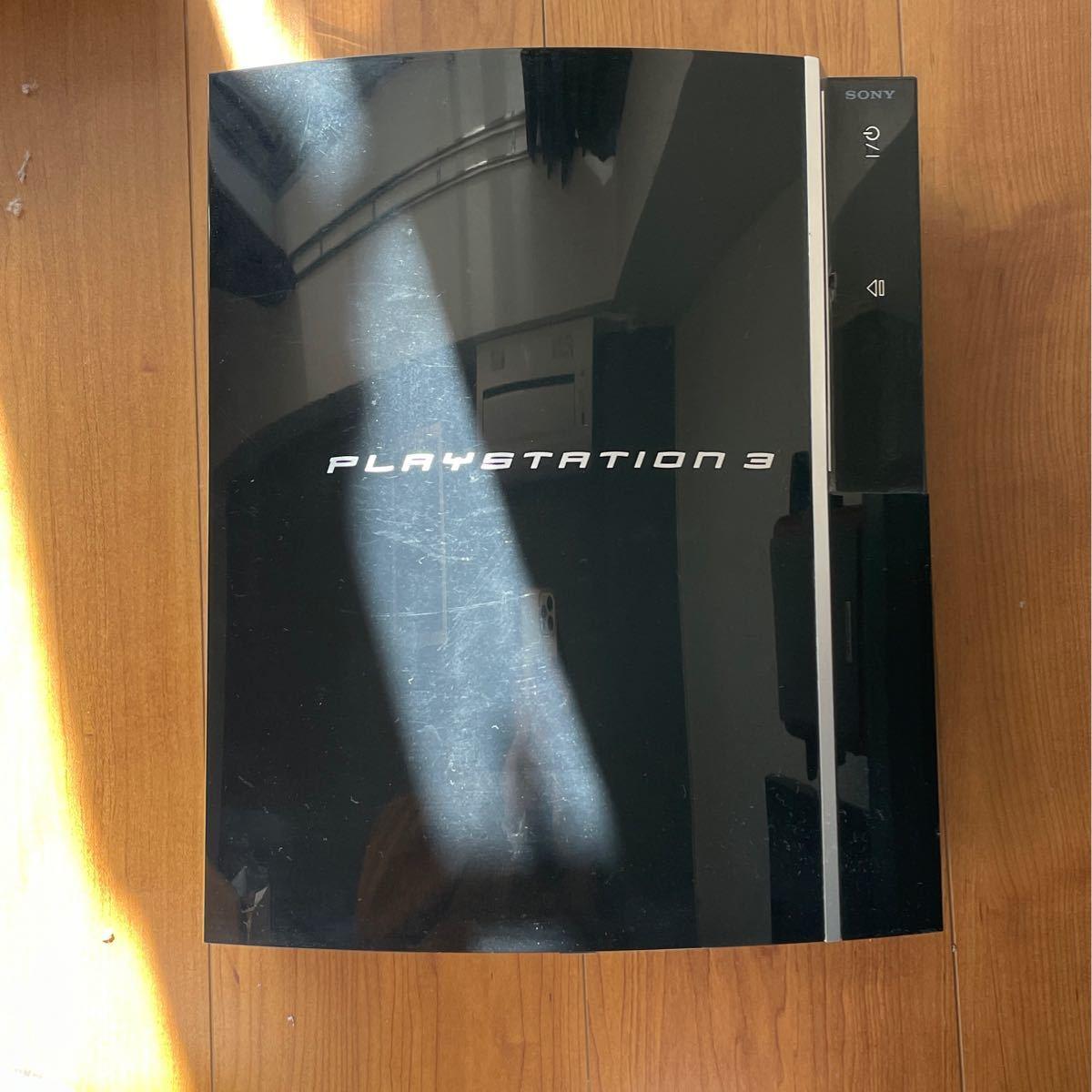SONY PS3本体 PlayStation3 プレイステーション3 ソニー CECHL00 初期型