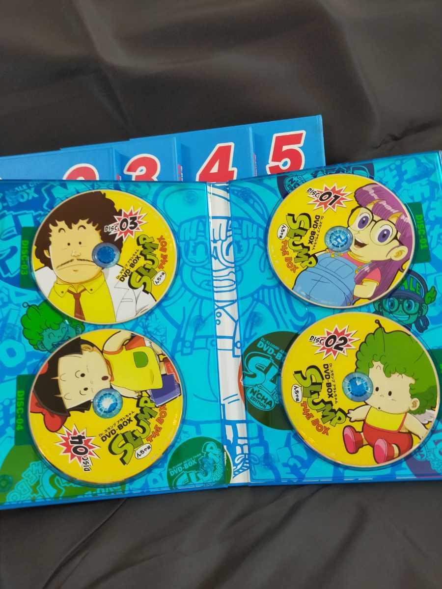 東映アニメーション DVD アラレちゃん SLUMP THE BOX んちゃ編_画像3