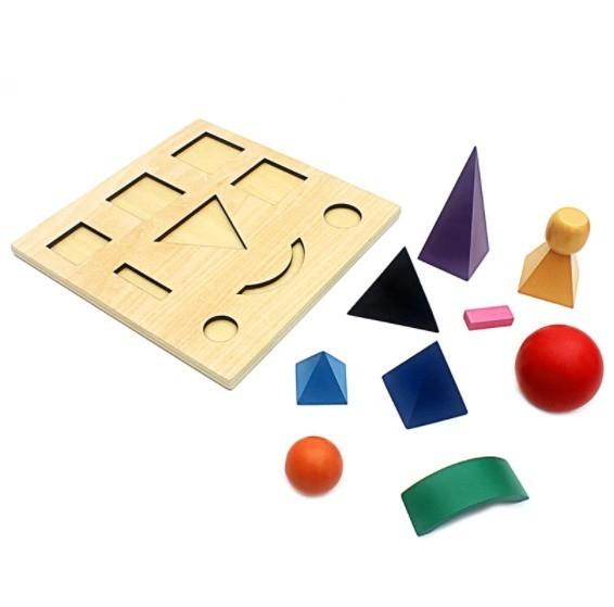 A0110 : モンテッソーリ 教具 型はめ パズル 木製 言語 おもちゃ おもちゃ 幼稚園 形合わせ 積み木 知育玩具 幼児 就学前_画像2