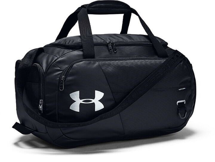 新品 UNDERARMOUR アンダーアーマー UA アンディナイアブル ダッフルバッグ ボストンバッグ ショルダーバッグ 旅行 バッグ 黒 30L 1342655