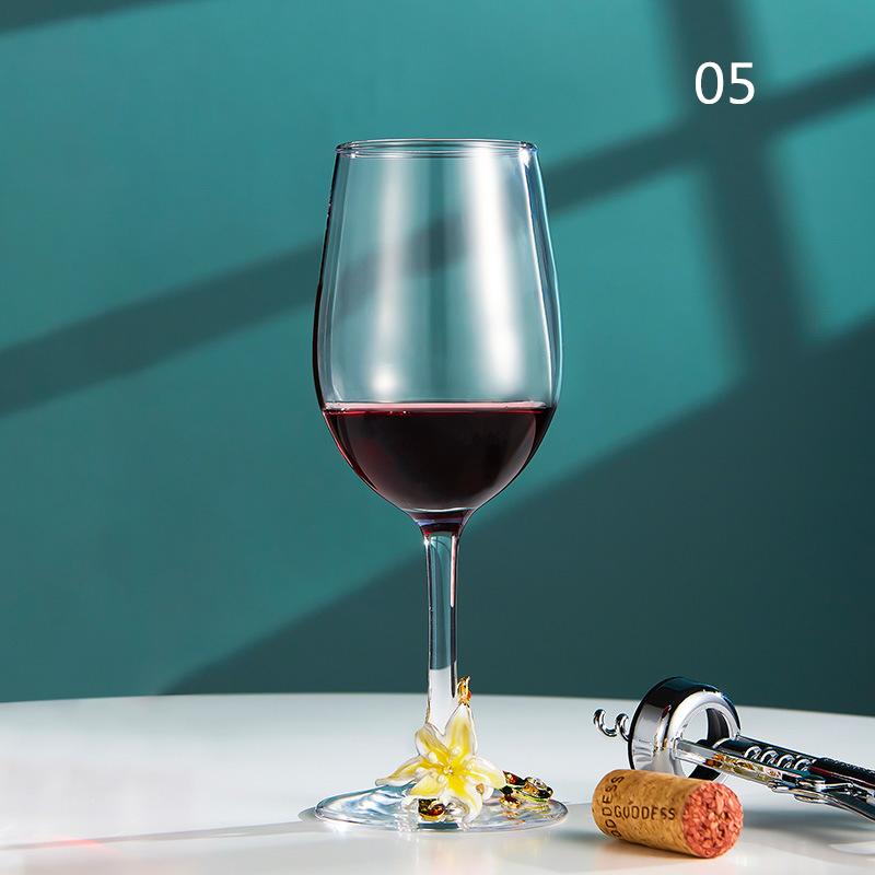 西洋容器★シャンパングラス クリスタル ハートグラス 結婚祝い 装飾 置物 カップ コップ越し祝い ワイングラス ワイン お酒 容器 7種類01_画像5
