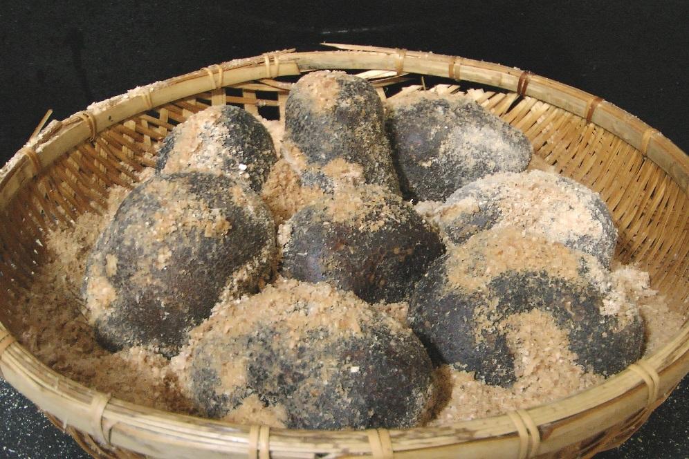 ◎種芋◎丹波山の芋(つくね芋)5㌔◎新芋◎★送料無料_こちらの画像は2キロの場合です