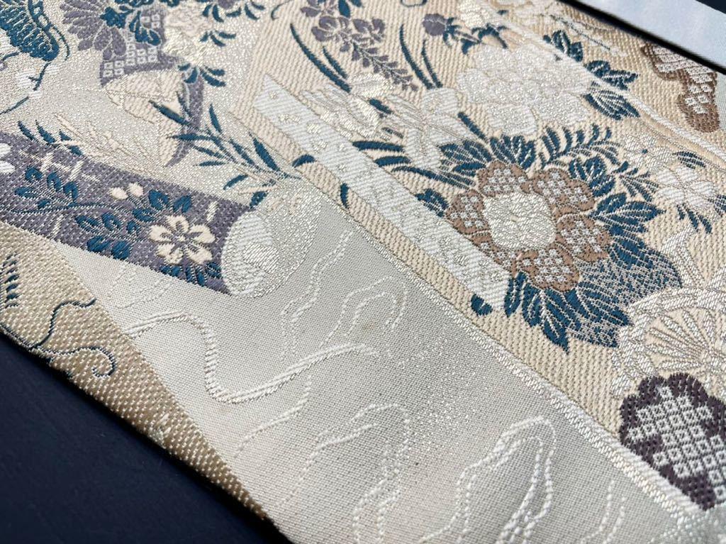 限定4本 日本刀 太刀 刀 刀袋 豪華 華紋 職人ハンドメイド 100% 正絹使用 一点物 9-1_画像10