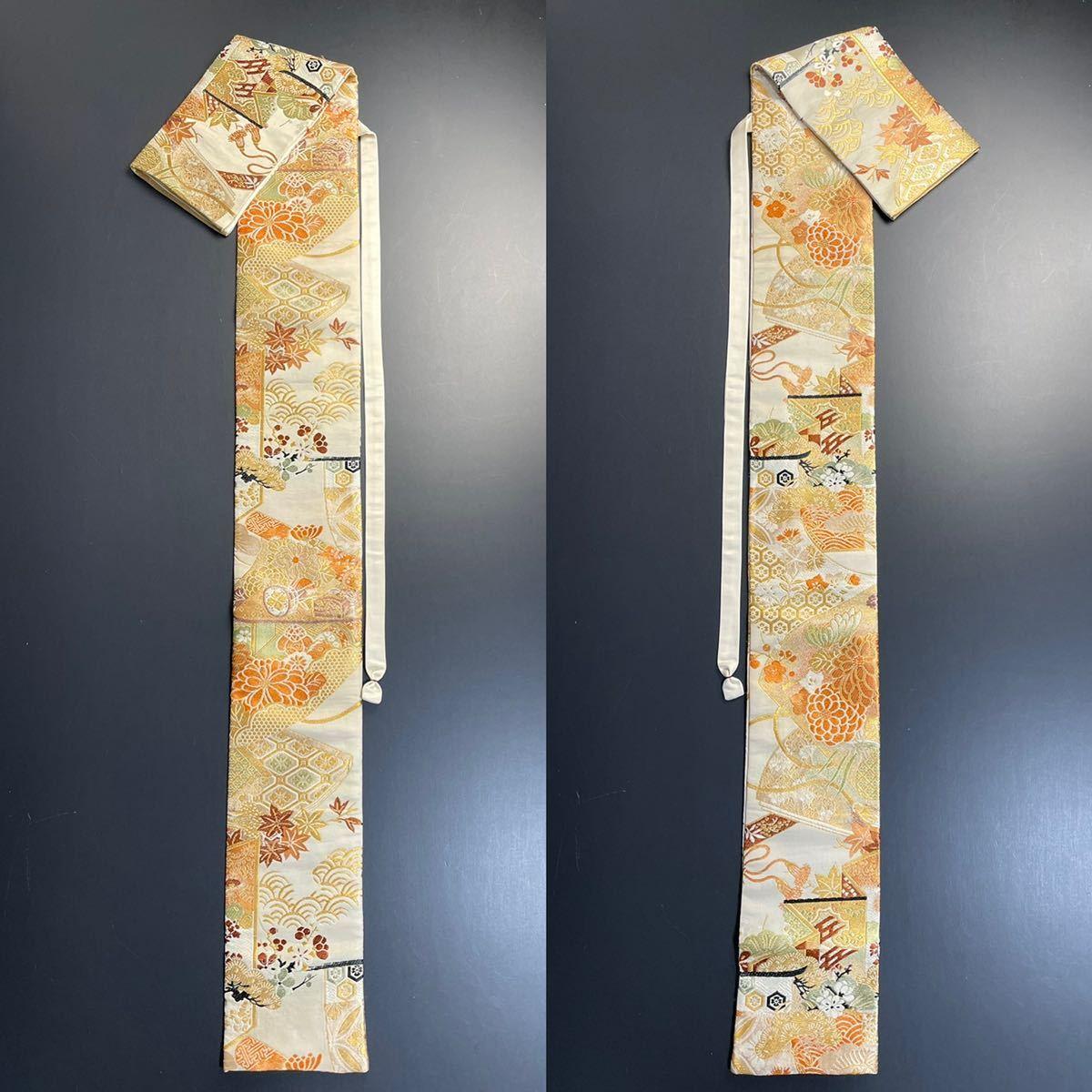 限定4本 日本刀 太刀 刀 刀袋 豪華 華紋 職人ハンドメイド 100% 正絹使用 一点物 3-3_画像9