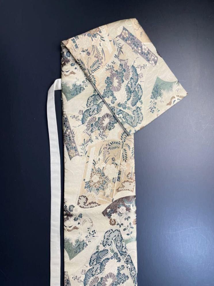 限定4本 日本刀 太刀 刀 刀袋 豪華 華紋 職人ハンドメイド 100% 正絹使用 一点物 9-1_画像6
