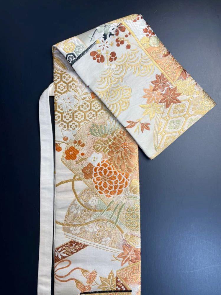 限定4本 日本刀 太刀 刀 刀袋 豪華 華紋 職人ハンドメイド 100% 正絹使用 一点物 3-3_画像2