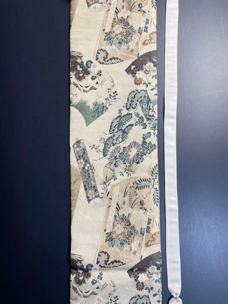 限定4本 日本刀 太刀 刀 刀袋 豪華 華紋 職人ハンドメイド 100% 正絹使用 一点物 9-1_画像3