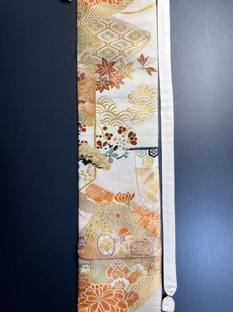 限定4本 日本刀 太刀 刀 刀袋 豪華 華紋 職人ハンドメイド 100% 正絹使用 一点物 3-3_画像7