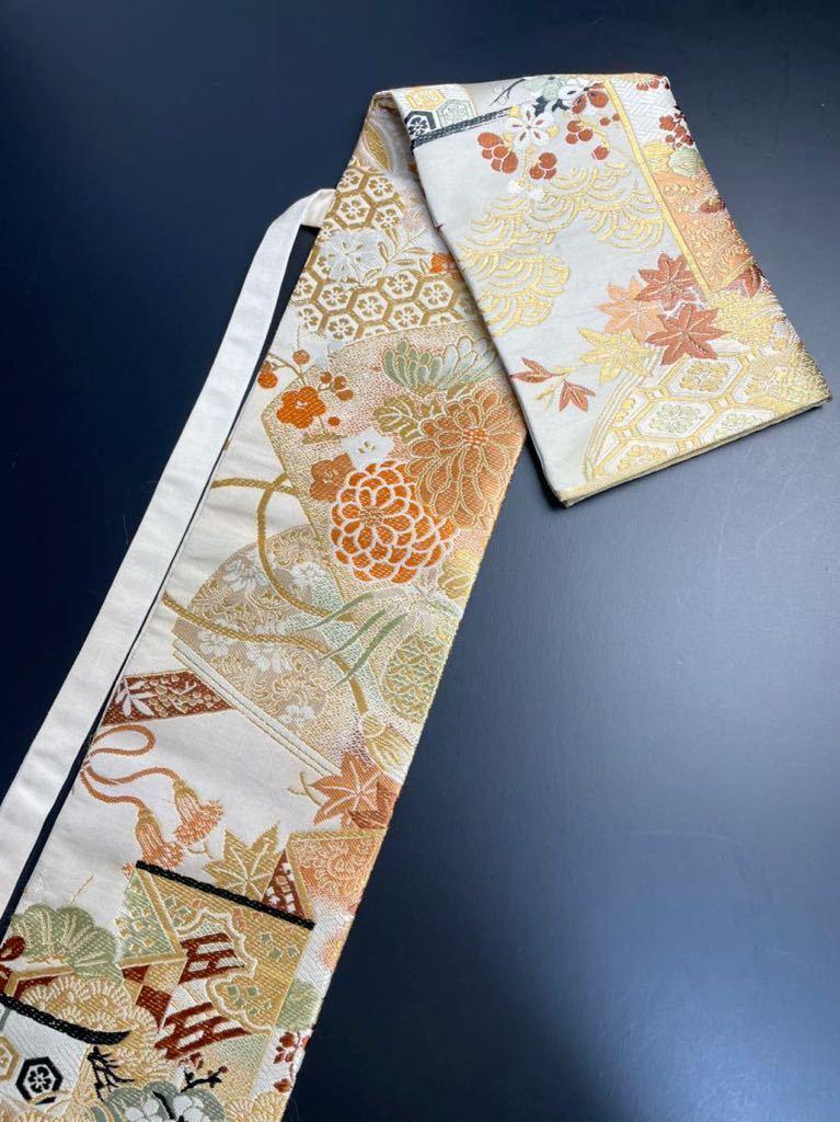 限定4本 日本刀 太刀 刀 刀袋 豪華 華紋 職人ハンドメイド 100% 正絹使用 一点物 3-3_画像1
