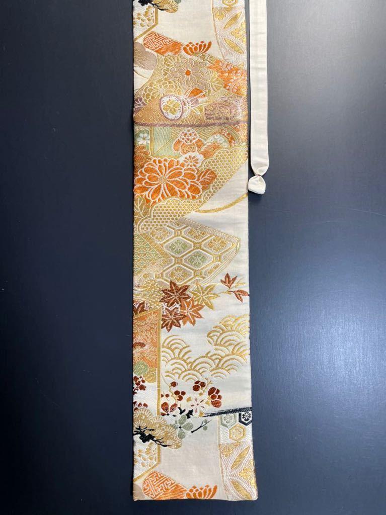 限定4本 日本刀 太刀 刀 刀袋 豪華 華紋 職人ハンドメイド 100% 正絹使用 一点物 3-3_画像8