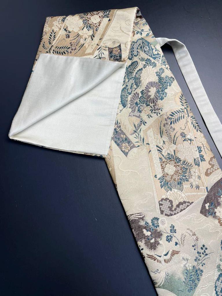 限定4本 日本刀 太刀 刀 刀袋 豪華 華紋 職人ハンドメイド 100% 正絹使用 一点物 9-1_画像5