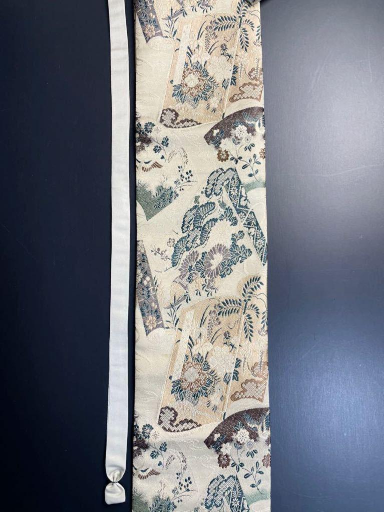 限定4本 日本刀 太刀 刀 刀袋 豪華 華紋 職人ハンドメイド 100% 正絹使用 一点物 9-1_画像7