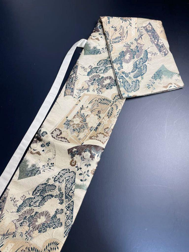限定4本 日本刀 太刀 刀 刀袋 豪華 華紋 職人ハンドメイド 100% 正絹使用 一点物 9-1_画像1