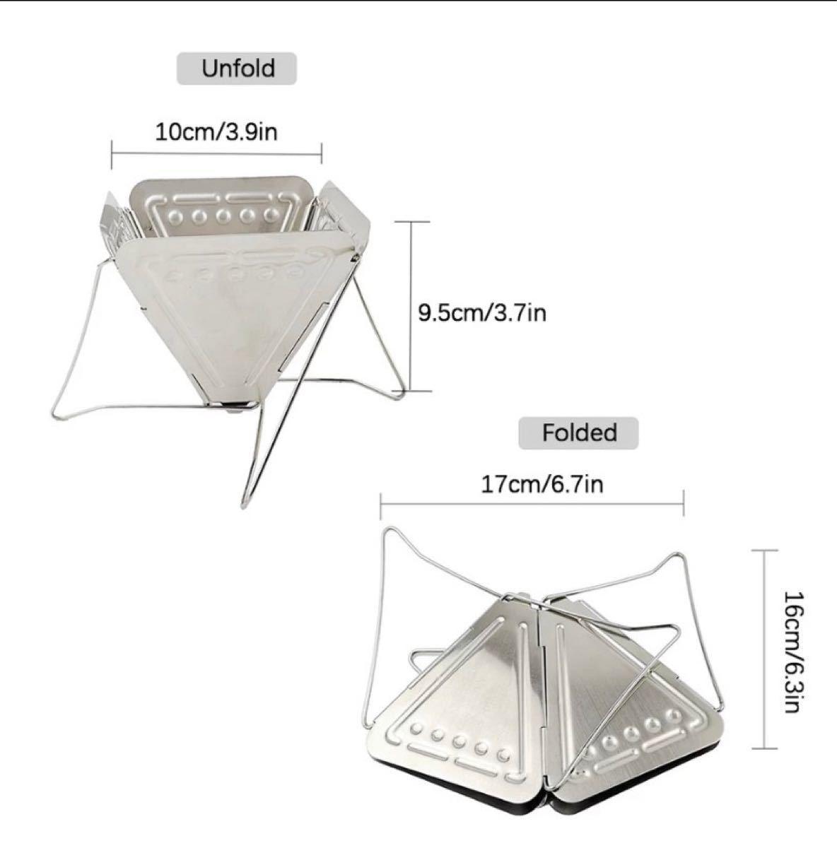 折り畳み式コーヒードリッパー*折畳みキャンプ用品アウトドア